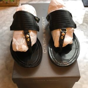 CV Lux Leather Sandal